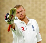 Andrew Flintoff will be signing copies of his new book in Preston next month