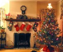 Christmas tree preston