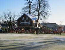 Santa's Tree Top House