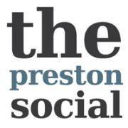 preston social logo