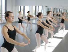 ballet preston college