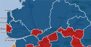 New boundaries for Lancashire constituencies