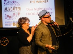 Dan Nightingale Entertainer of the Year