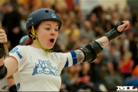 Preston Roller Girls, picture from Matt | Lea Photography