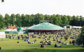 Rick Moore is aiming to recall the spirit of the Heineken Weekenders which took place in Avenham Park