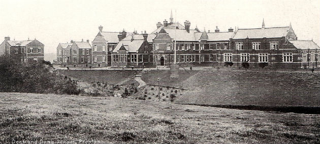 The Royal Cross School pictured in 1902