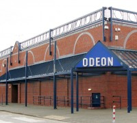 Odeon is located down at the Docks
