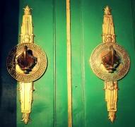 dock door handles