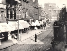 Friargate, Preston c. 1910 (Hearder)