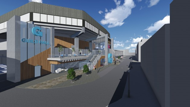 More than £1 million is to be invested in refurbishing the venue