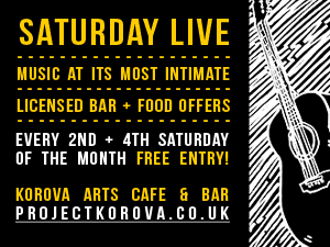 korova arts and cafe bar