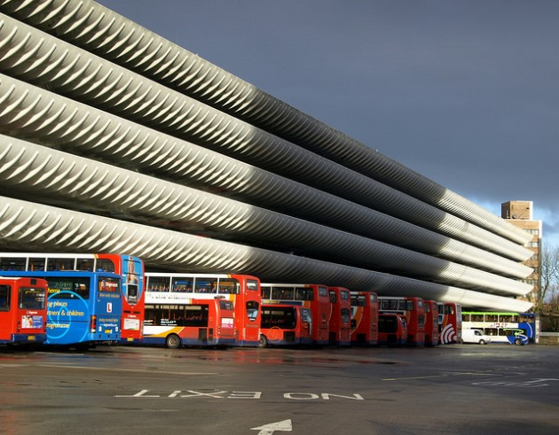 Is preston bus station one of the ugliest buildings in the world blog preston - Britains craziest sheds competition ...