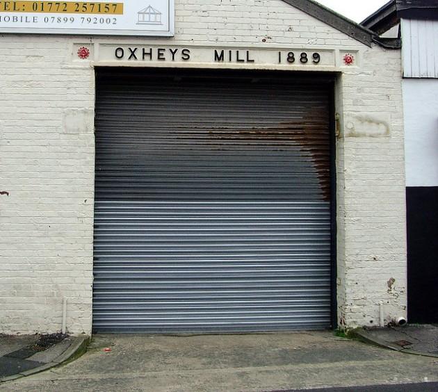Oxheys Mill Studios on Brook Street