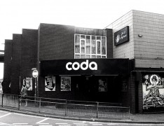 Coda was the previous name for the venue before the Frog and Bucket took over
