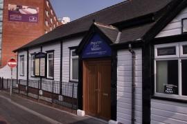 Preston City Mission sits on Corporation Street. Pic: Gill Lawson