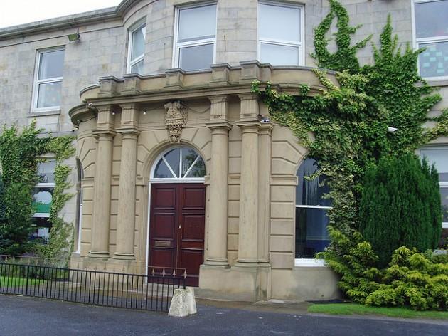 Ashton House's former kitchen garden could return