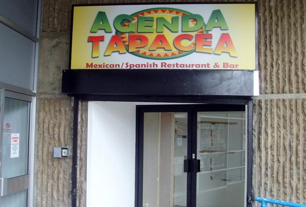agenda tapacea