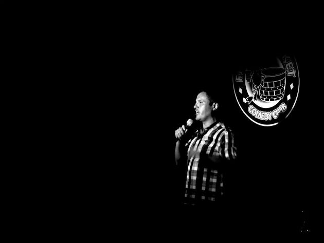 The Frog and Bucket was the only dedicated comedy venue in Preston