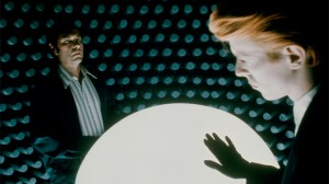 The Man Who Fell to Earth could be one of the films shown