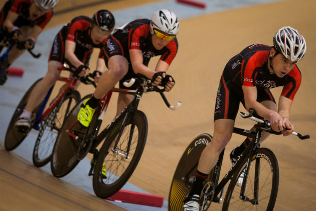 The cycling team at UCLan are one of the best in the country