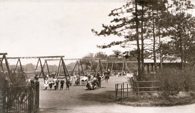 Childrens Recreation Ground 1905
