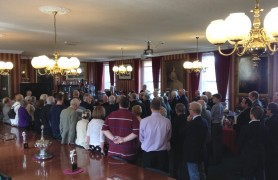 Re-opening ceremony of the Lancashire Infantry Museum