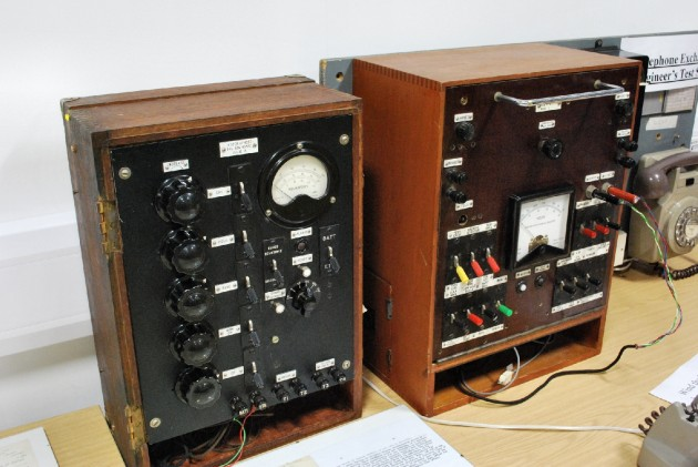 Vintage Comms Equipment