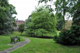 Winckley Square gardens: Click the picture to read the article