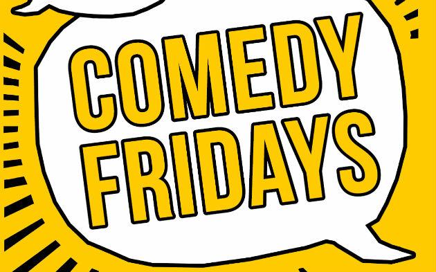 comedy-fridays