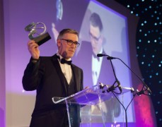 Jeremy Coates from Magma picks up yet another award