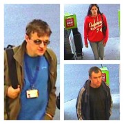 Three people wanted in connection with Co-Op incident