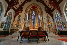 The restoration bill for St Walburge's runs into the hundreds of thousands of pounds