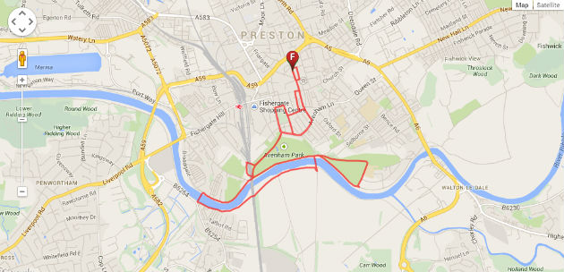 run-preston-10k-route630