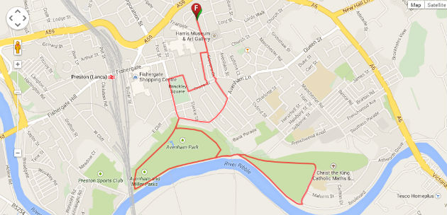 run-preston-5k-route630