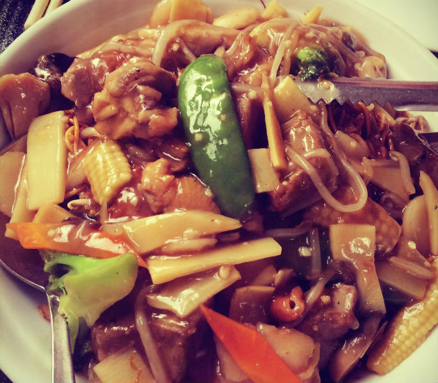 Chinese Food On Preston Road