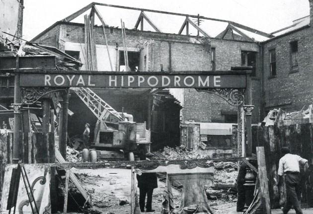 05 - The Royal Hippodrome Theatre Preston 1959 LEP