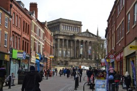 The cost of operating premises on Preston's main streets can often lead many retailers to struggle