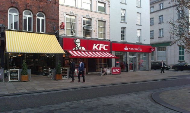 KFC on Fishergate will leave early in 2015