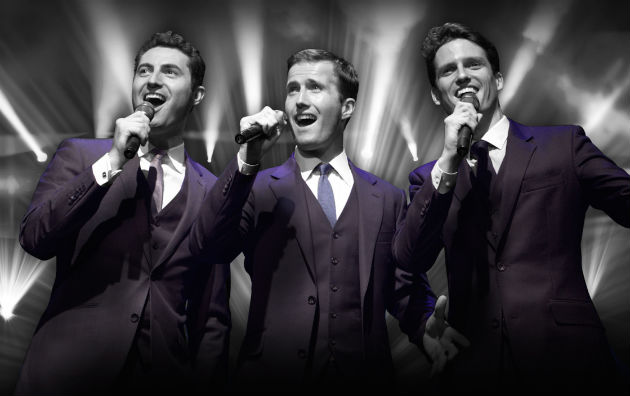 Blake bring their classical crossover to the Hospice fundraising shows