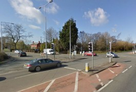 Roadworks have been taking place on the A582 since May