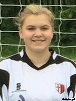 Melissa Smith was a pupil at Penwortham Girls School