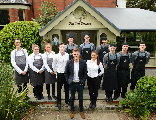 The Olive Tree team are adding a Preston restaurant alongside Lytham