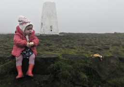 A cold day on Pendle Hill. Still good.