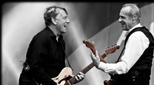 Rick Parfitt and Francis Rossi are to perform at Hoghton Tower