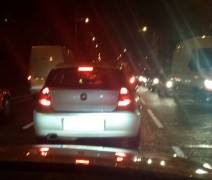 """Strand Road was bumper to bumper """"as usual"""" according to Blog Preston readers"""