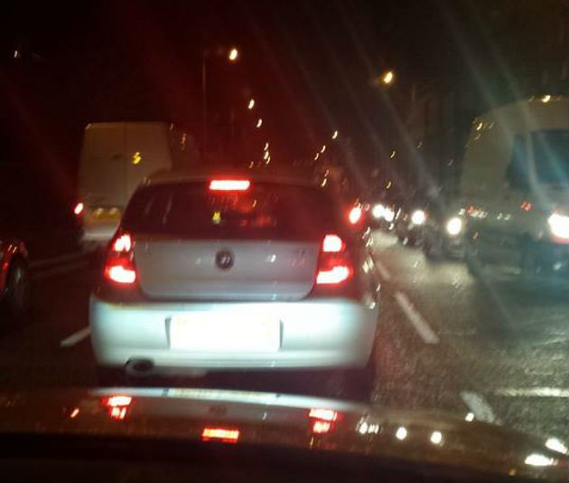 "Strand Road was bumper to bumper ""as usual"" according to Blog Preston readers"