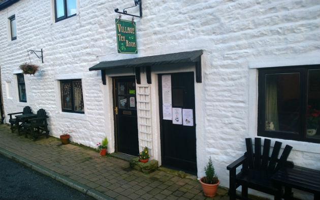 Barley's tea shop is a hidden gem