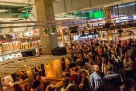 Turtle Bay's launch night in Manchester