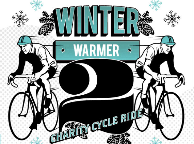 Winter Warmer cycle ride