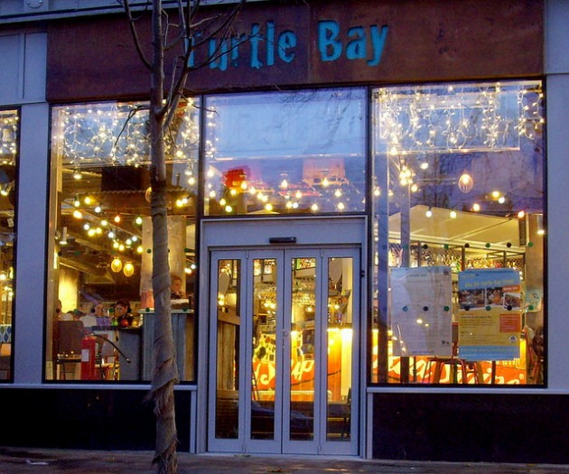 As the new lights come on in Turtle Bay